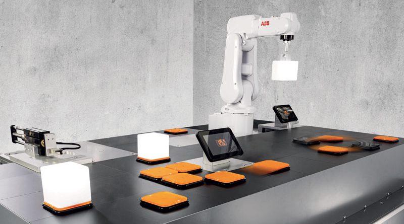 ACOPOS 6D è ideale per la produzione di piccoli lotti con frequenti cambi di design e dimensioni da un prodotto all'altro.