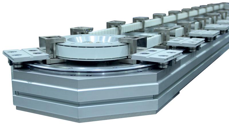 DTS+ viene fornito in un pacchetto completo che include pulegge e cinghie di trasmissione.