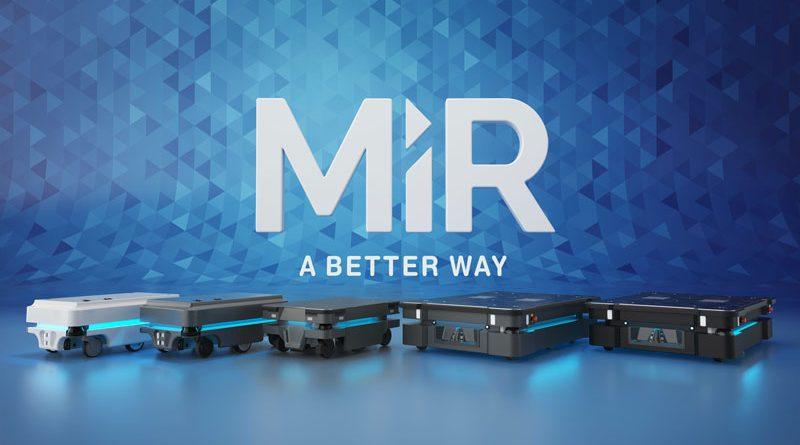 K.L.A.IN.robotics si è aggiudicata anche per il 2021 il riconoscimento MiR Excellent Partner.