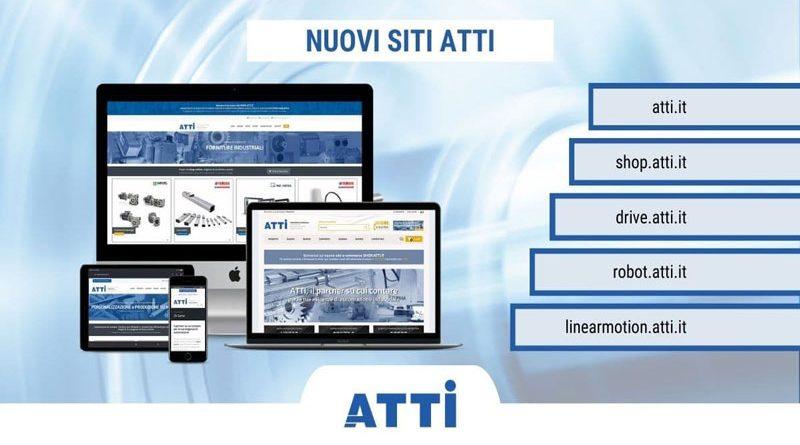 ATTI presenta le cinque nuove piattaforme web.