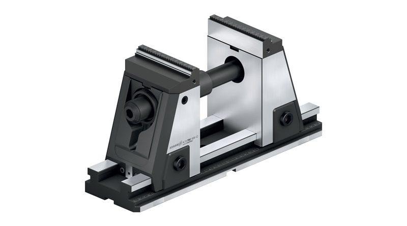 KONTEC KSX-C2 di SCHUNK consente una lavorazione efficiente e ad alta precisione, con rapidi tempi di attrezzaggio.