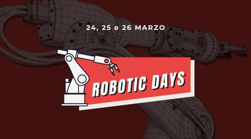 I Robotic Days confermano le aspettative!