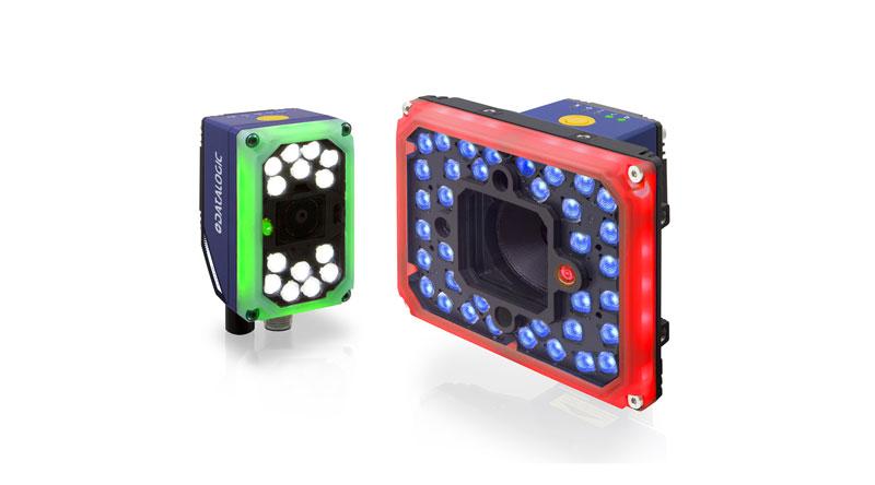 La smart camera P2X può essere utilizzata in linee di produzione che gestiscono diverse tipologie di prodotto.