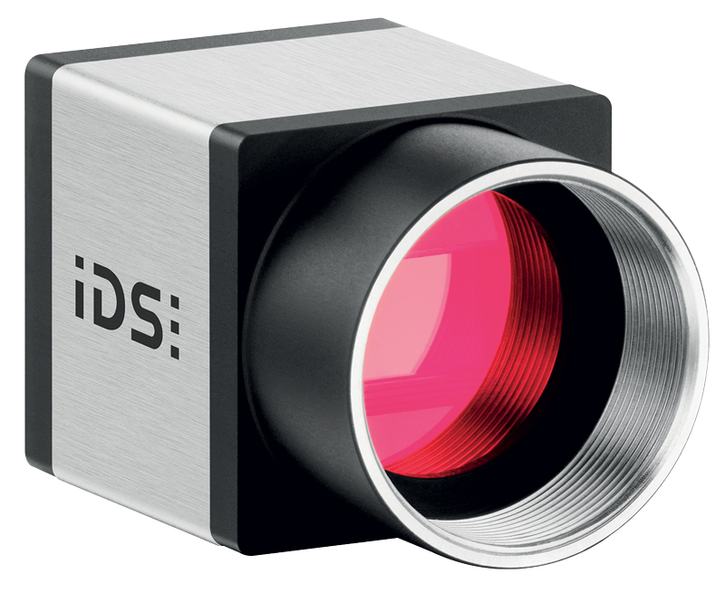 The USB 3 industrial camera provides high image quality with low-noise performance.