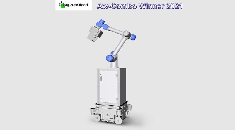 AWRCombo è una soluzione di robotica mobile collaborativa di AutomationWare.