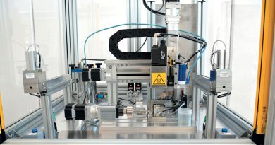 A collaboration for robotic dosing stations