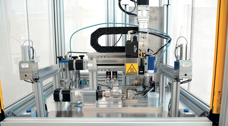 Una collaborazione per stazioni di dosaggio robotizzate
