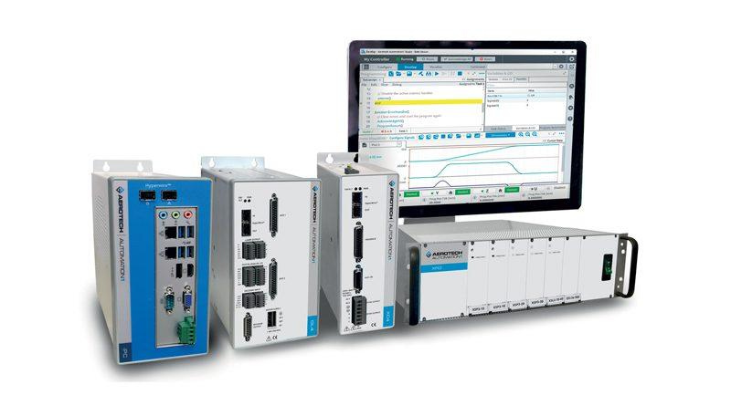 L'hardware di Automation1 integra I/O digitali e analogici, permettendo una totale integrazione dei movimenti complessi e il controllo degli strumenti esterni utilizzati nel processo.