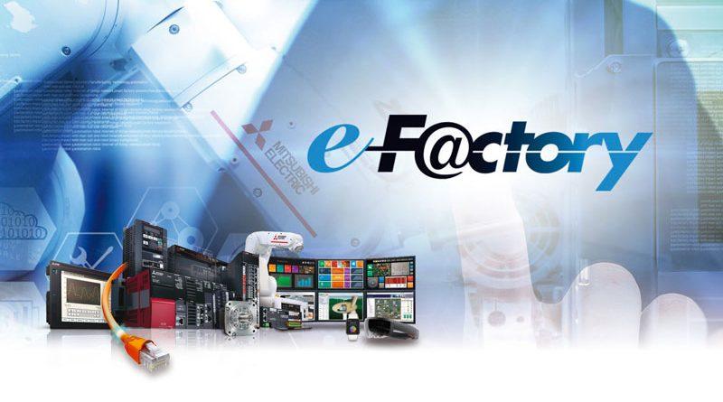 Mitsubishi Electric offre soluzioni di interconnessione tra device e verso i sistemi informatici di fabbrica.
