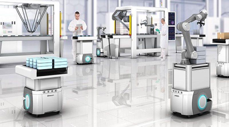 Vola ha scelto i robot mobili di OMRON per il suo impianto produttivo.