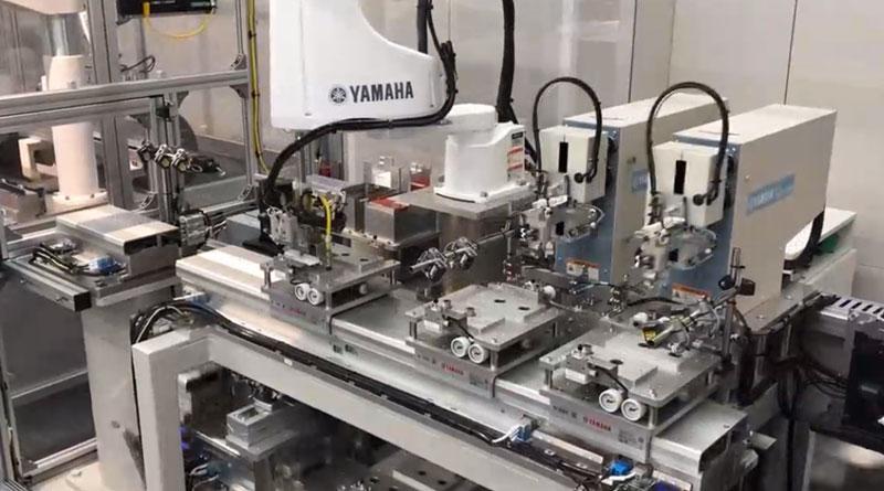 Il portafoglio di Yamaha Motor Robotics sarà presente ad Automatica Sprint 2021.