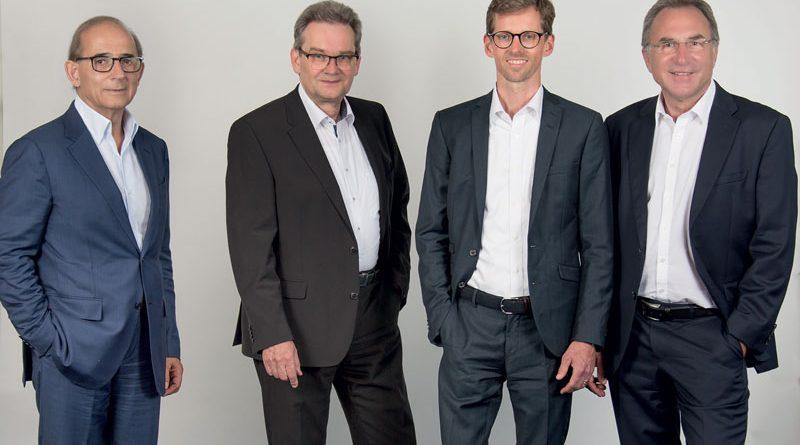 ISRA VISION, new team, Atlas Copco, Enis Ersü, Tomas Lundin, Hans Jürgen Christ, Johannes Giet