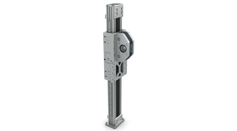Rollon's SC series for linear motion also has a new design.
