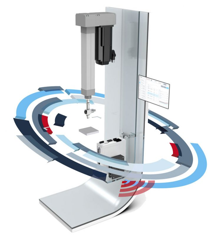 Smart Function Kit for pressing di Bosch Rexroth.