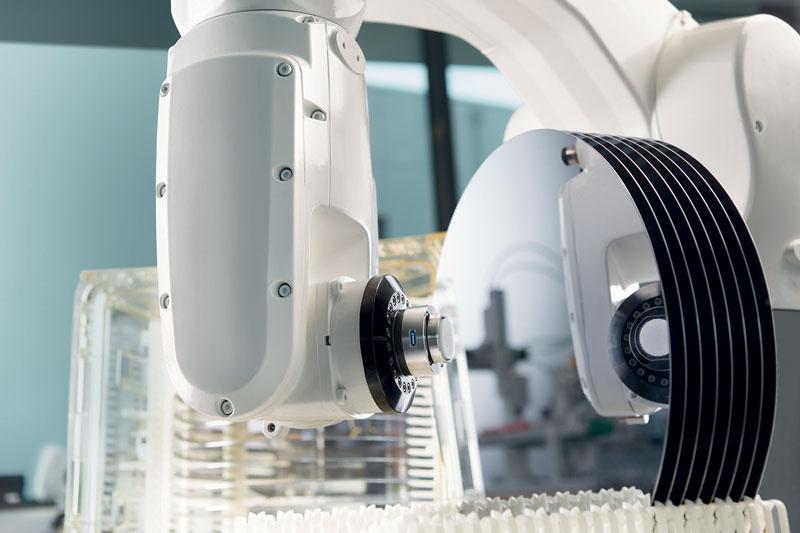 I moduli adesivi SCHUNK con tecnologia ADHESO sono personalizzati per ogni singola applicazione.