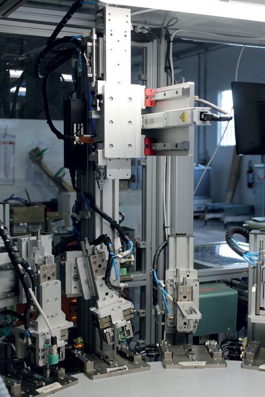 Le macchine di TMP Engineering sono tarate per prodotti che vanno da pochi grammi fino a 20 kg.