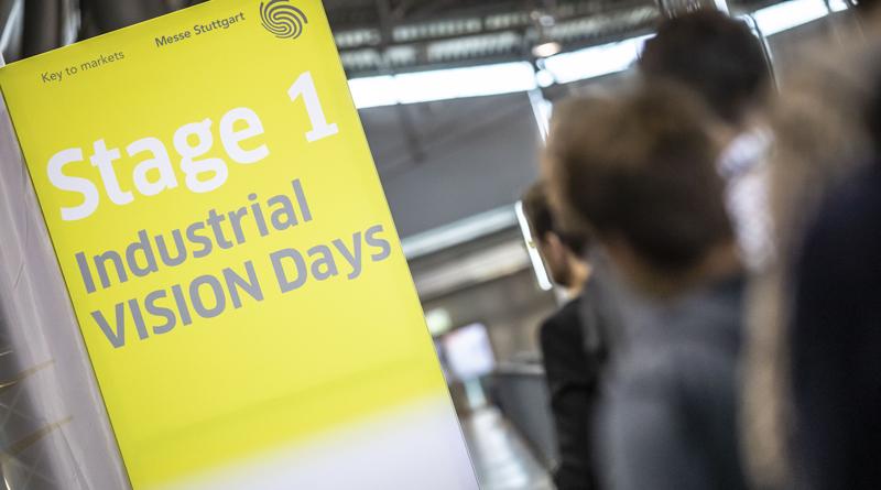 Dal 5 al 7 ottobre, si terranno gli Industrial VISION Days.