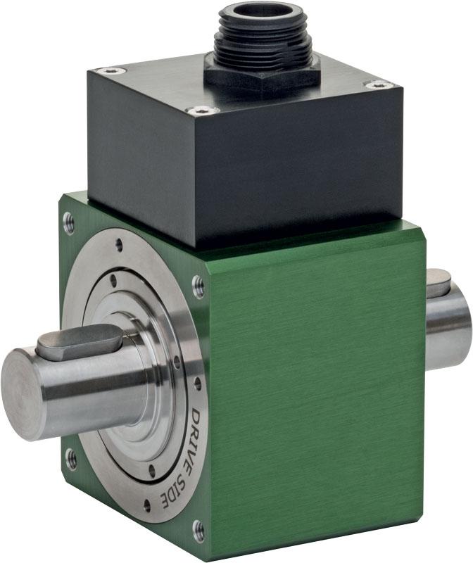 La serie 8656 è equipaggiata con chiavette su tutti i range.