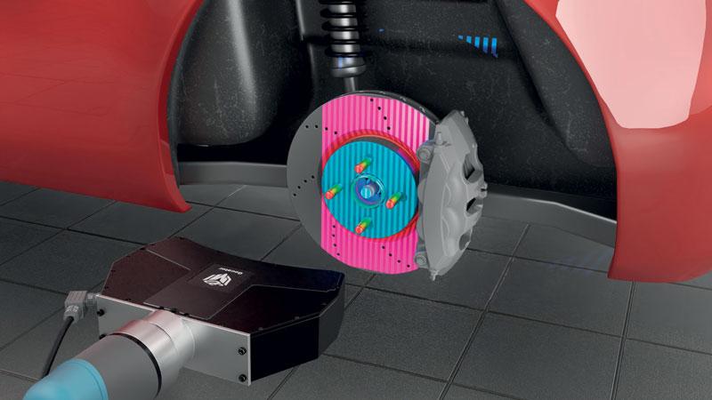 Nel corso di più di 25 anni di attività, iMAGE S ha visto la tecnologia evolversi dall'1D fino al 3D attuale.