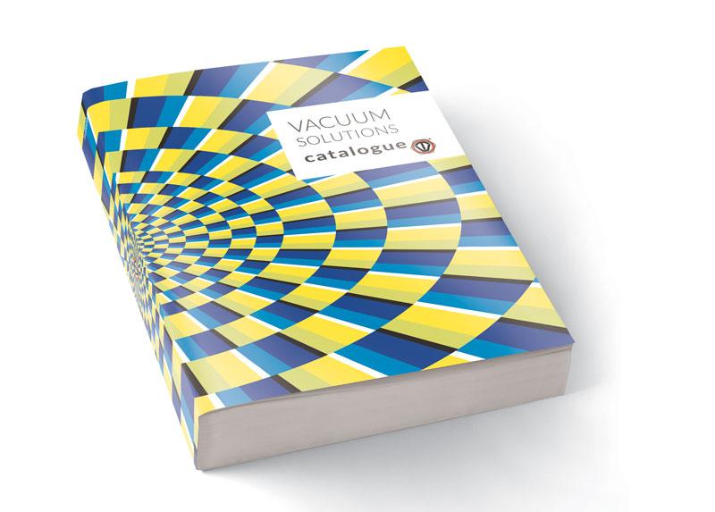 Il nuovo catalogo Vuototecnica, una guida completa sul vuoto per tutti i settori industriali.