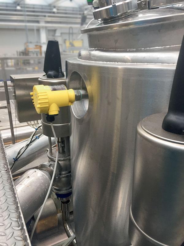 Una misura precisa della pressione e del livello è essenziale per la qualità del prodotto finale.