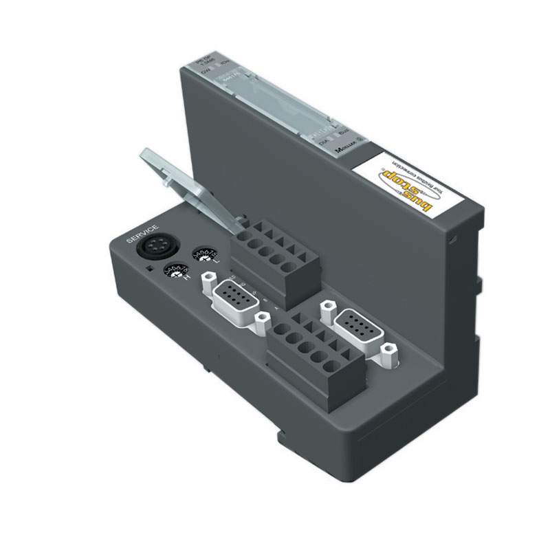 The BL20 Profibus gateway from Turck Banner.