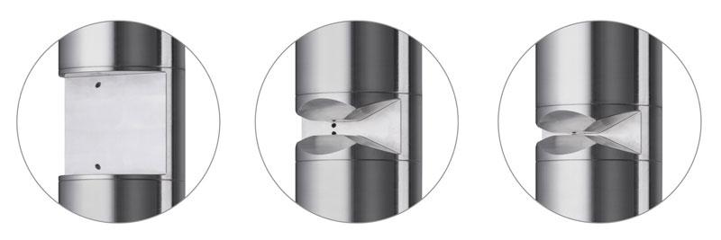 spectro::lyser V3 è disponibile in diversi cammini ottici.