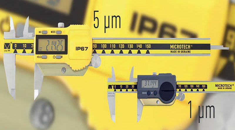 I nuovi calibri digitali IP67 con controllo di forza ed elettronica Sylvac.
