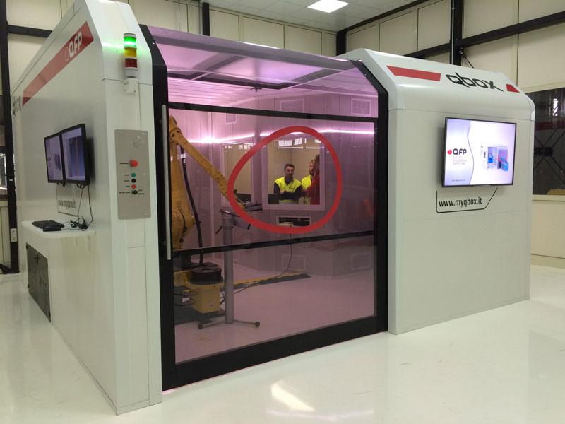 Power con il sistema di scansione laser Tscan di ZEISS