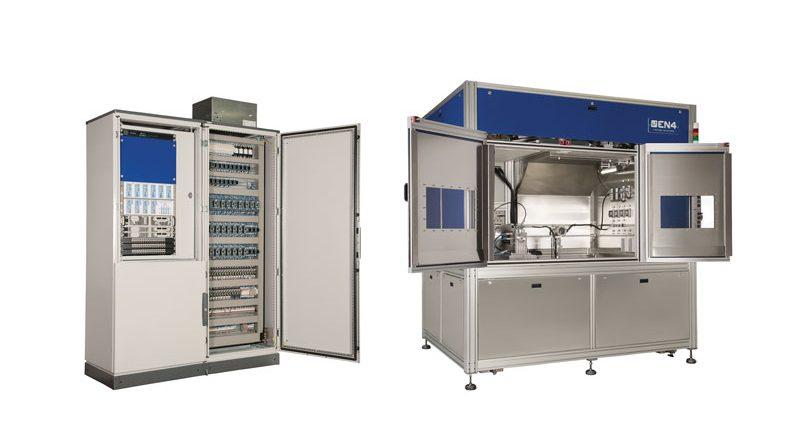 Sistema di test ed endurance per sistemi di iniezione.
