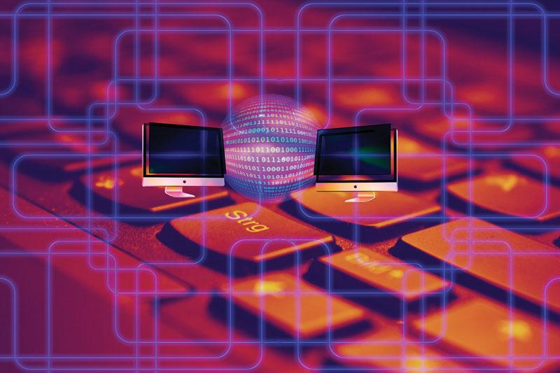 Gli algoritmi permettono di scoprire pattern e generare analisi dai dati.