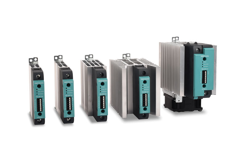 GRS-H, the ultra-compact single-phase solid state relay with integrated diagnostics.