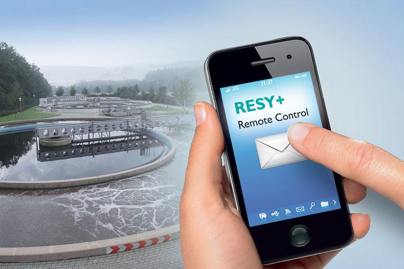 Le librerie di telecontrollo Resy+ consentono l'uso di standard di comunicazione internazionali.