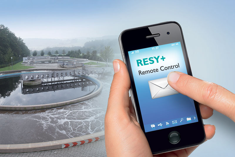 The Resy+ remote control libraries allow for the use of international standards in communication.
