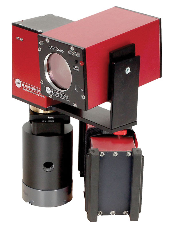I sistemi di telecamere di mk-messtechnik.