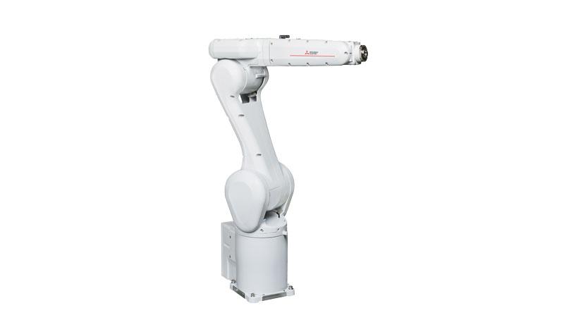 Melfa RV-8CRL di Mitsubishi Electric integra la tecnologia
