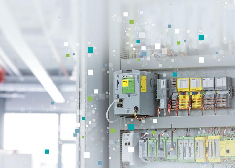 Coi controllori PLCnext i requisiti vengono facilmente implementati.