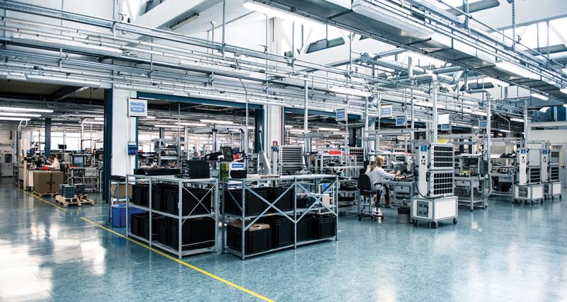 Gefran investe ogni anno il 5% del fatturato totale in R&D.