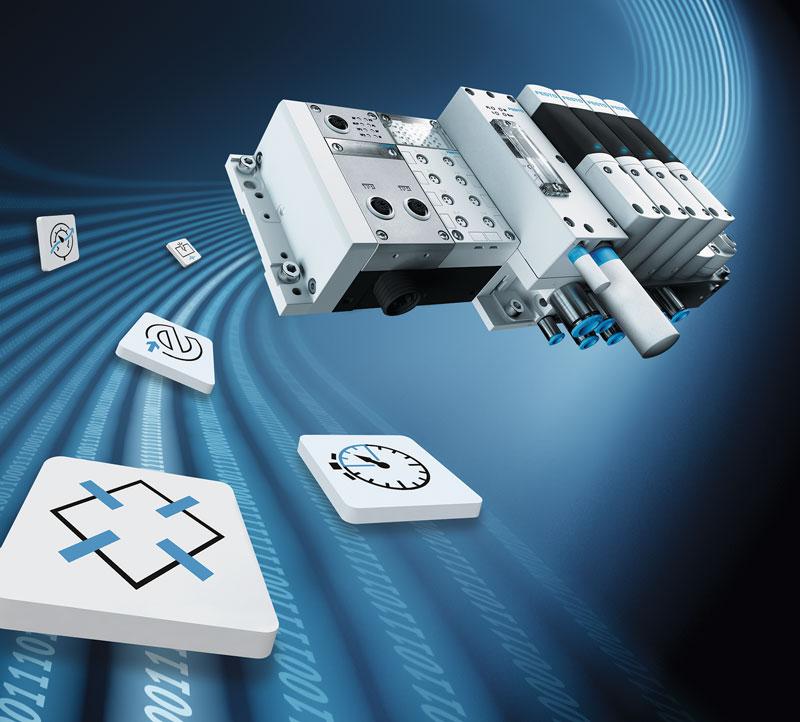 Il Motion Terminal VTEM per un monitoraggio energetico più puntuale.