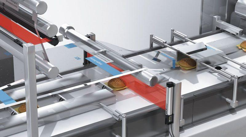 Barriera fotoelettrica per il packaging
