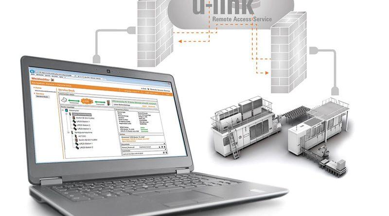 u-link di Weidmüller offre un sistema facile da installare, configurare e gestire.