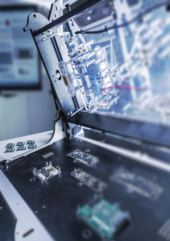 Nella divisione Camozzi Automation è nata la business unit Electronics.