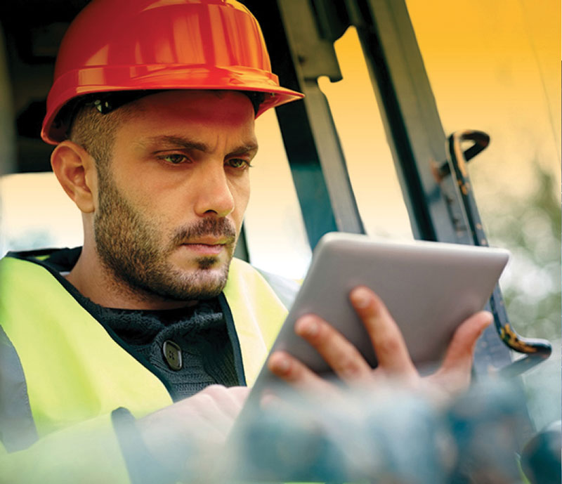 IQAN Connect allows remote asset monitoring, data collection and much more.