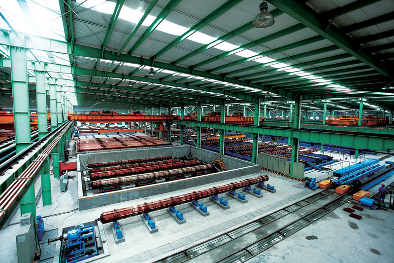 Horizontal and vertical integration is the backbone of the Smart Factory.