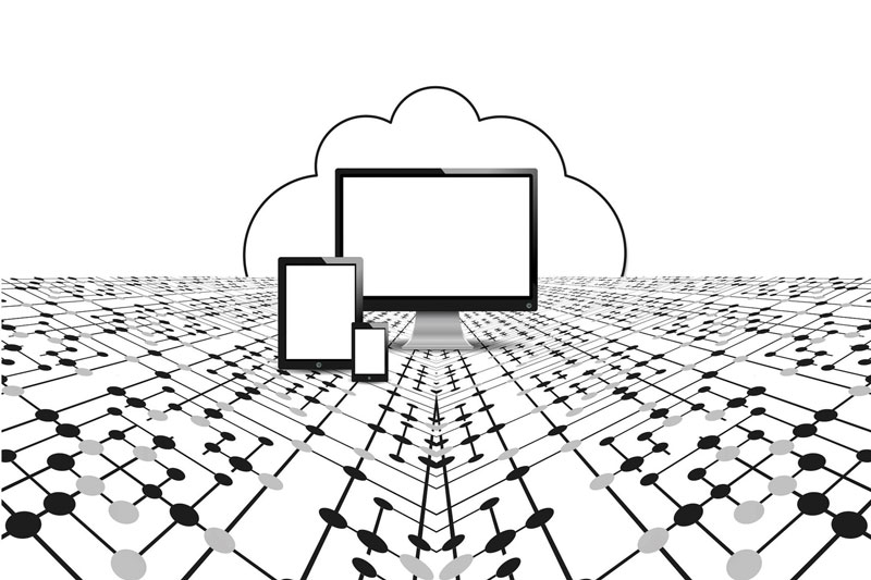 Cloud computing improves data analysis, cyber security and more.