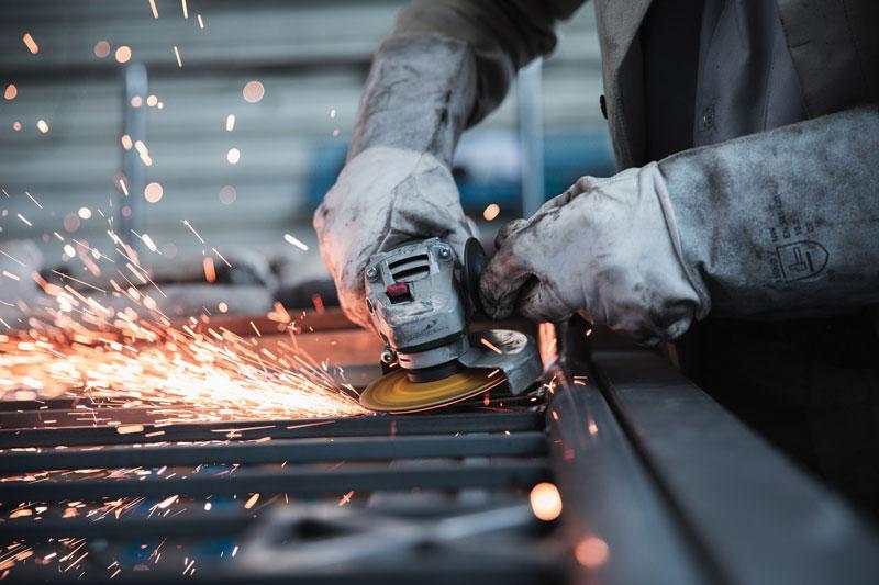 La produzione di acciaio è un potenziale obiettivo per l'idrogeno.