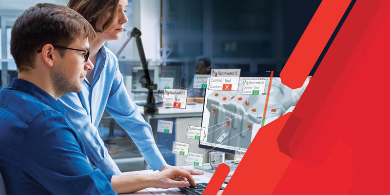 Measurement operations seamlessly incorporate other digital enterprise solutions.