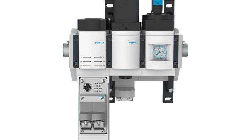 Il modulo di efficienza energetica Festo MSE6-C2M.