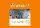 La sicurezza alimentare al centro del webinar di ifm electronic