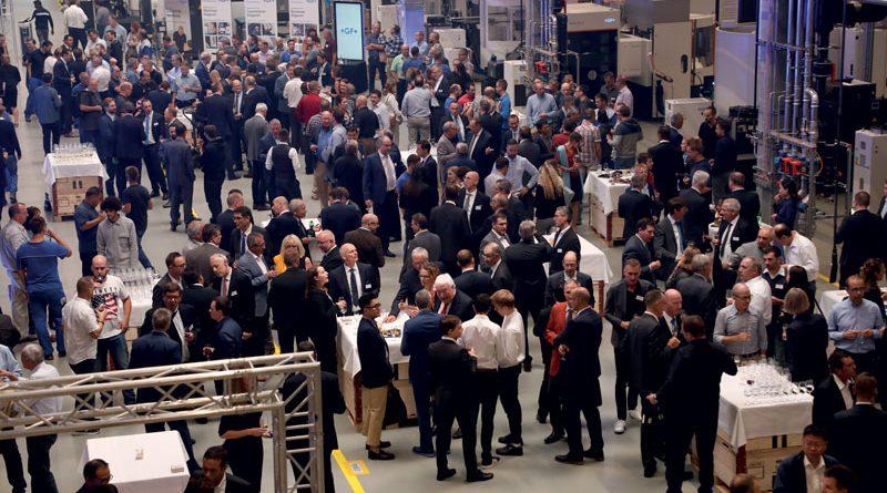 Nuova sede nel cuore dell'industria di precisione svizzera